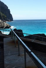 widok na morze - Majorka