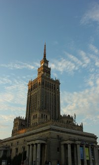 Pałac w Warszawie